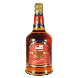 Pusser's Rum Spiced