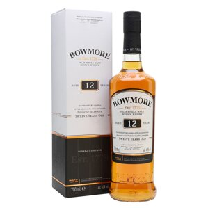 Bowmore Aged 12 Years