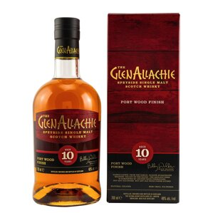 The GlenAllachie Port Aged 10 Years
