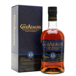 The GlenAllachie Aged 15 Years
