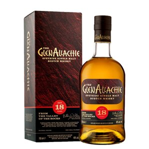 The GlenAllachie Aged 18 Years