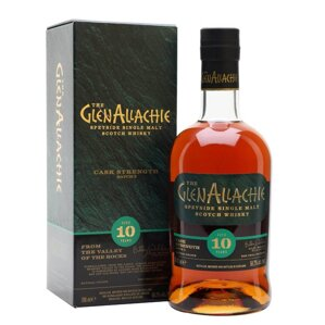 The GlenAllachie Cask Strength Batch 3. Aged 10 Years