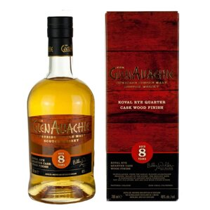 The GlenAllachie Koval Rye Quarter Cask Aged 8 Years