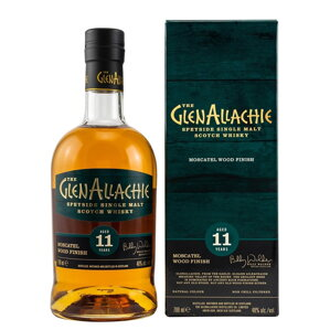 The GlenAllachie Moscatel Aged 11 Years