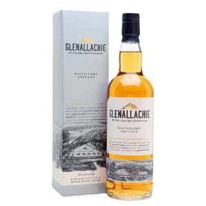 The GlenAllachie Distillery Edition