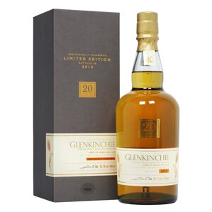 Glenkinchie Release 20 Years Old 2010