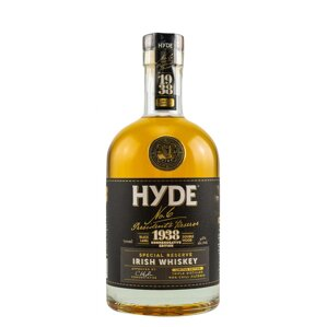 Hyde No.6 Presidents Reserve 1938