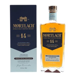 Mortlach Alexander's Way Aged 14 Years