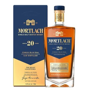 Mortlach Cowie's Blue Seal Aged 20 Years