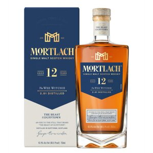 Mortlach The Wee Witchie Aged 12 Years