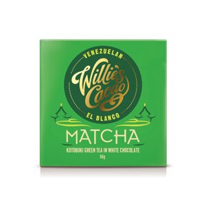 Willie's Cacao Matcha