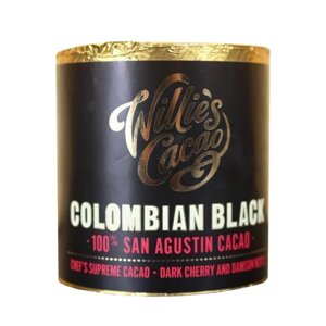 Willie's Cacao Colombian Black San Agustin