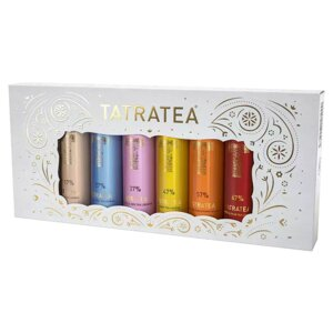 Tatratea Mini Set II 6 x 0,04 l