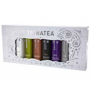 Tatratea Mini Set I 6 x 0,04 l