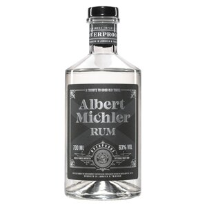 Albert Michler Overproof White