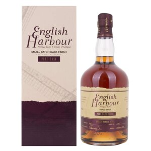 English Harbour Port Cask