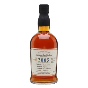 Foursquare 2005 Cask Strength 12 Year Old