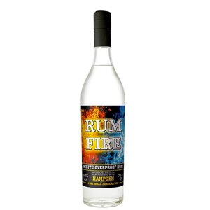 Hampden Estate Rum Fire