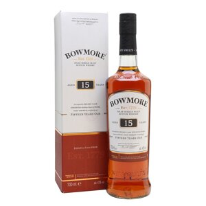Bowmore Sherry Cask Aged 15 Years