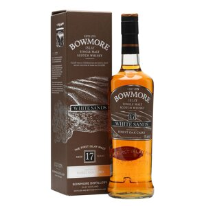 Bowmore White Sands Aged 17 Years