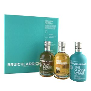 Bruichladdich The Wee Laddie Tasting Collection 3 x 0, 2 l