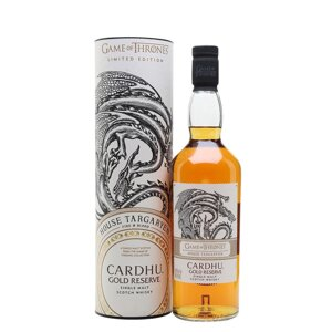 Cardhu Gold Reserve Game Of Thrones House Targaryen
