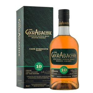The GlenAllachie Cask Strength Batch 1. Aged 10 Years