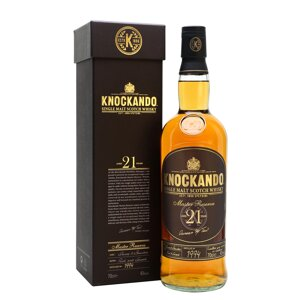 Knockando Master Reserve 1994 Aged 21 Years