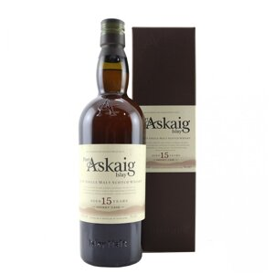 Port Askaig Aged 15 Years Sherry Cask