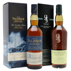 Talisker & Lagavulin Distillers Edition 2020
