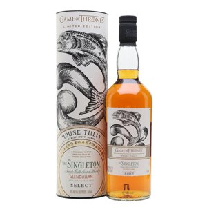 The Singleton of Dufftown Game Of Thrones Ltd. House Tully