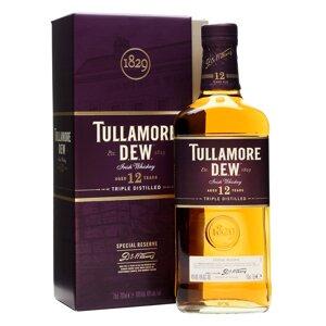 Tullamore DEW Aged 12 Years Special Reserve