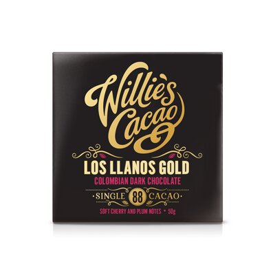 Willie's Cacao Los Llanos Gold 88