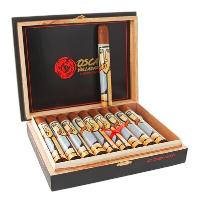 Oscar Valladares Ciseron Edition Toro Purple 20 ks BOX
