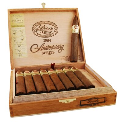 Padrón 1964 Anniversary Series Torpedo Natural 20 ks BOX