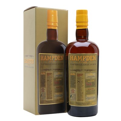 Hampden Estate 8 Years Old 46 %