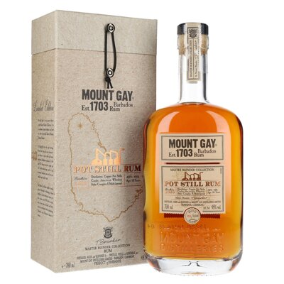 Mount Gay Pot Still