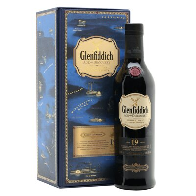 Glenfiddich Age of Discovery Bourbon Cask Reserve 19 Years Old