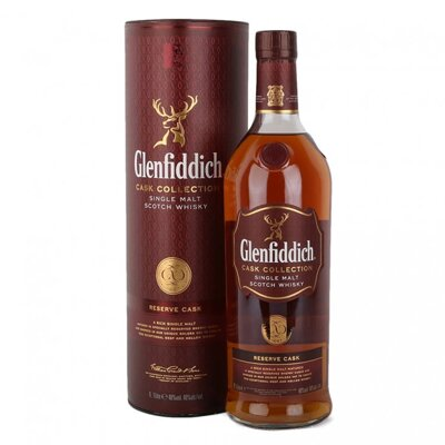 Glenfiddich Cask Collection Reserve Cask 1 l