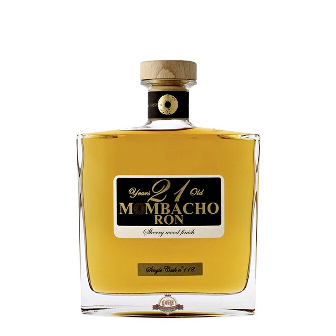 Mombacho Sherry Wood Finish 21 años