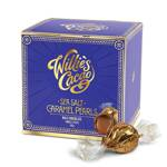Willie's Cacao Sea Salt Caramel Pearls Milk Chocolate