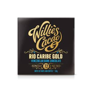 Willie's Cacao Rio Caribe Gold