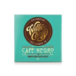 Willie's Cacao Cafe Negro