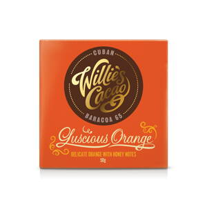 Willie's Cacao Luscious Orange