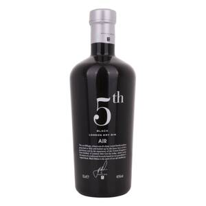 5th Air Black London Dry Gin