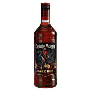 Captain Morgan Dark Rum 1 l