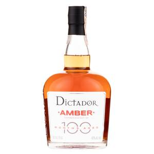 Dictador 100 months aged Amber