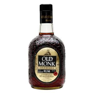 Old Monk Gold Reserve 12 Years Old